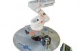 Center Mounted Robot in AccuRing